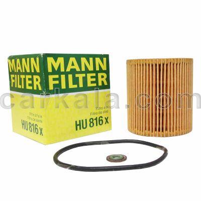 فیلتر روغن بی ام و 6 سیلندر سری 3 2005 به بالا مان